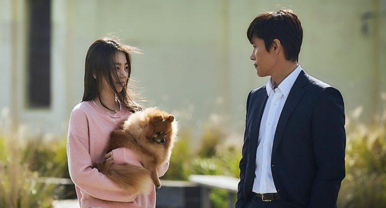 イ・ビョンホンと女子と犬