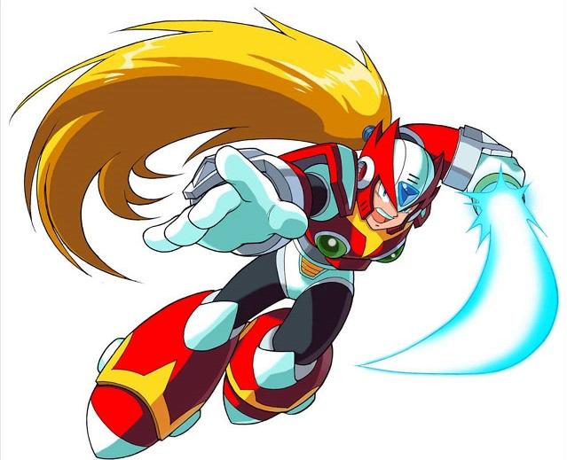 ロックマンXのゼロ