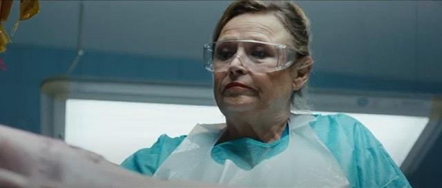 死体解剖医のおばちゃん