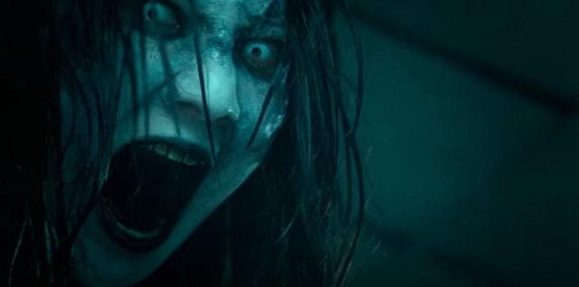 幽霊の顔がクラウザーさん