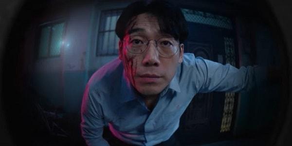 SweetHomeでチョン・ジェホンを演じるキム・ナムヒ