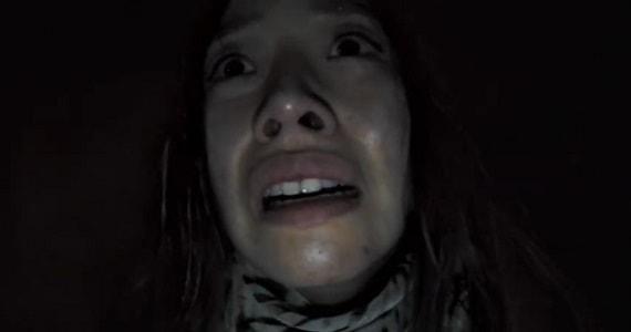 コンジアム女優の鼻の穴