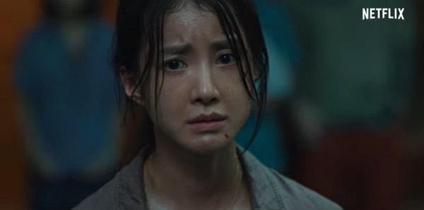 SweetHomeでソ・イギョンを演じるイ・シヨン