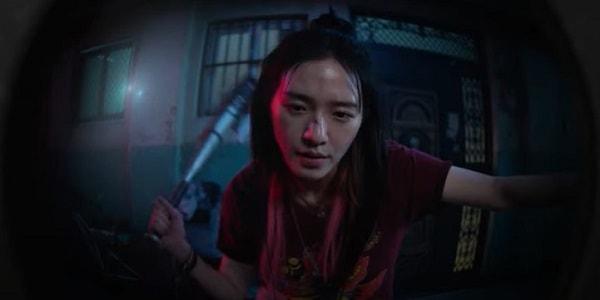 SweetHomeでユン・ジスを演じるパク・ギュヨン